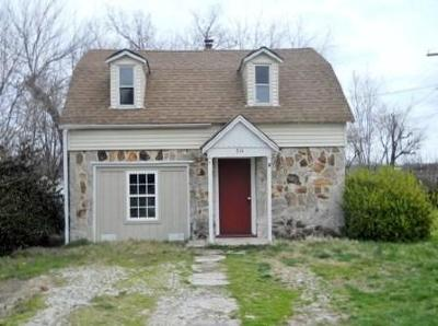 Greene County Multi Family Home For Sale: 514 South Dysart Avenue