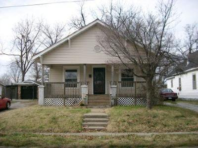 Greene County Multi Family Home For Sale: 1715 North National Avenue