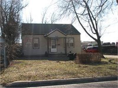 Springfield MO Single Family Home For Sale: $48,500