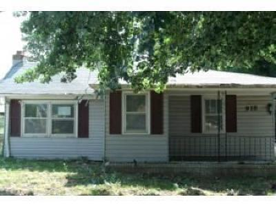 Springfield MO Single Family Home For Sale: $57,000