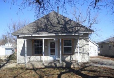 Springfield MO Single Family Home For Sale: $58,000