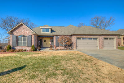 Joplin Single Family Home For Sale: 2725 Summit Drive