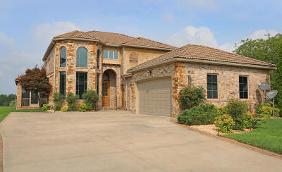 Ozark MO Single Family Home For Sale: $430,000