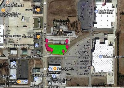 Commercial For Sale: 1700 South Jefferson/Walmart Entrance
