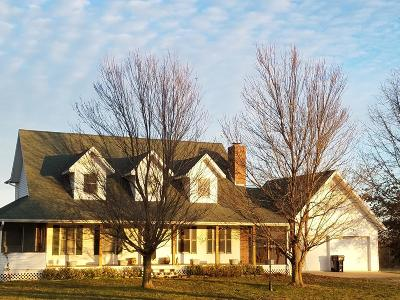 Webster County Single Family Home For Sale: 384 Elkland Road