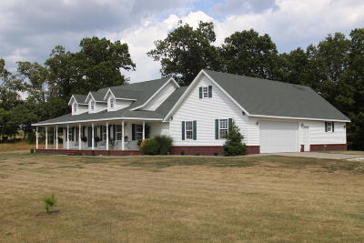 Webster County Single Family Home For Sale: 3645 State Highway Bb