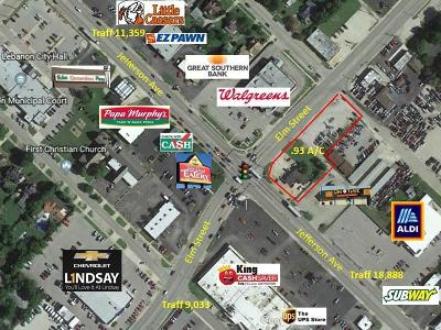 Commercial For Sale: 610 South Jefferson Avenue