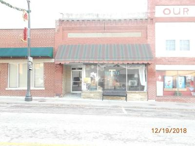 Cedar County Commercial For Sale: 109 North Main