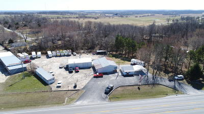 Christian County Commercial For Sale: 2948 Us-60