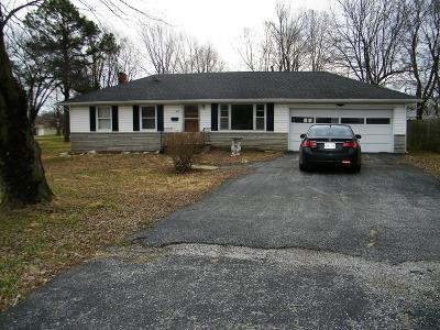 Single Family Home For Sale: 412 U.s. Hwy 60 West