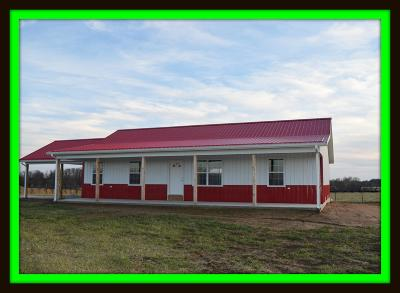 Cedar County Farm For Sale: 22478 East 1750 Road