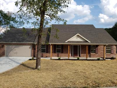 Branson Single Family Home For Sale: 136 Moberly Mill Road