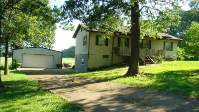 Mountain View Single Family Home For Sale: 612 Joyner Lane