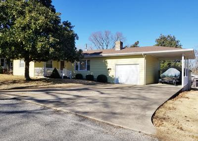Shell Knob Single Family Home For Sale: 87 Bluff Lane