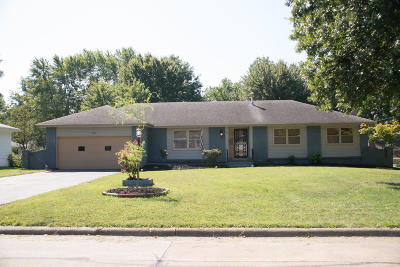 Springfield Single Family Home For Sale: 1216 West Highland Street