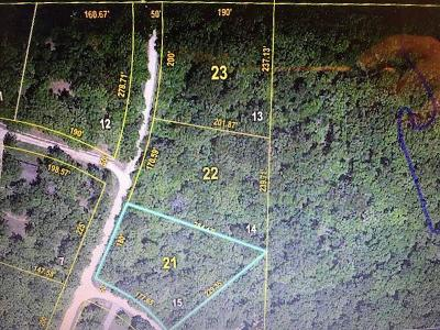 Cedar County Residential Lots & Land For Sale: South 1345 Road