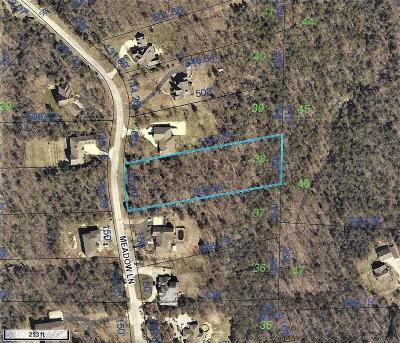 Branson MO Residential Lots & Land For Sale: $59,500