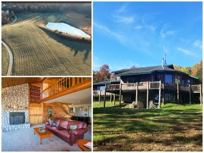 Mountain View Single Family Home For Sale: 9897 County Road 2680