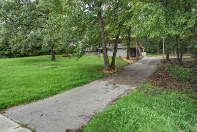 Branson Single Family Home For Sale: 2402 Fall Creek Road