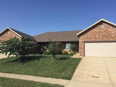 Christian County Multi Family Home For Sale: 1009-1011 North 25th Street