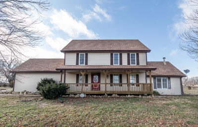 Ozark Single Family Home For Sale: 1229 State Hwy W