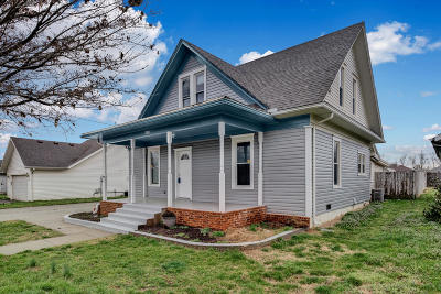 Springfield Single Family Home For Sale: 3951 West Maple Street