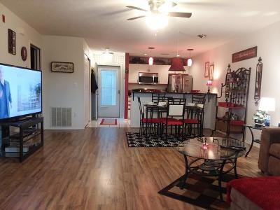 Branson Condo/Townhouse For Sale: 120 Spring Creek #6