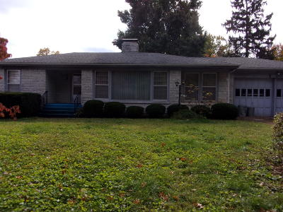 Springfield Single Family Home For Sale: 1116 East Linwood Terrace