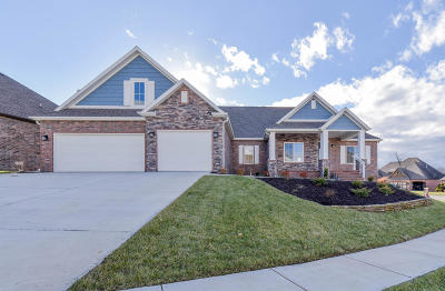 Nixa Single Family Home For Sale: 1419 North Rich Hill Circle