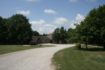 Webster County Single Family Home For Sale: 3116 Dry Creek Rd