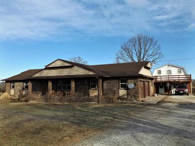 Polk County Single Family Home For Sale: 729 Hwy 32
