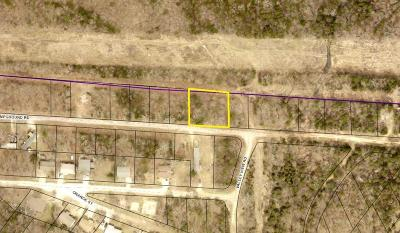Merriam Woods Residential Lots & Land For Sale: 1032 Campground Road