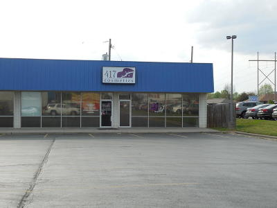 Greene County Commercial For Sale: 3165 South Campbell #B7-B8