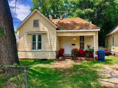 Springfield MO Single Family Home For Sale: $42,900