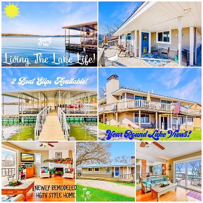 Shell Knob Single Family Home For Sale: 23604 Farm Road 1255, House #10 #10