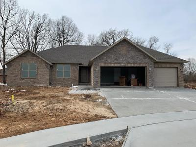 Nixa Single Family Home For Sale: 1208 West Denali Drive
