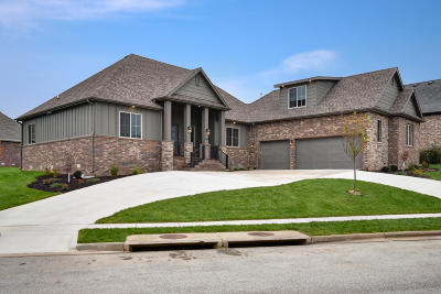 Nixa Single Family Home For Sale: 1431 North Rich Hill Circle
