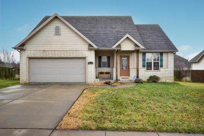 Ozark Single Family Home For Sale: 1010 East Cobblestone Drive