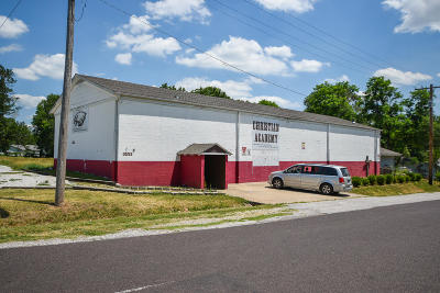 Greene County Commercial For Sale: 3153 West Mount Vernon Street