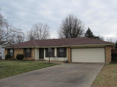 Springfield MO Single Family Home For Sale: $188,000