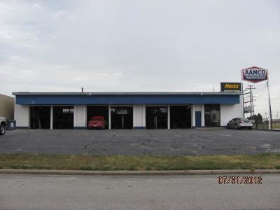 Greene County Commercial For Sale: 1306 North Stewart Avenue