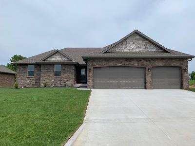 Springfield MO Single Family Home For Sale: $269,995