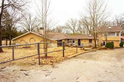 Branson Single Family Home For Sale: 304 Flynn Road