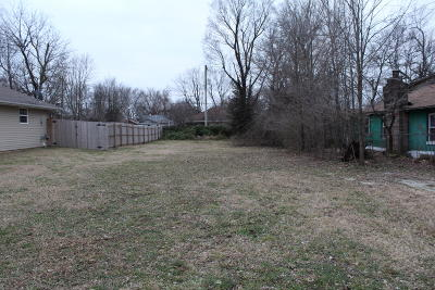 Springfield Residential Lots & Land For Sale: 2538 West Madison Street