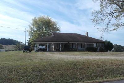 Koshkonong Single Family Home For Sale: Route 81 Box 42b