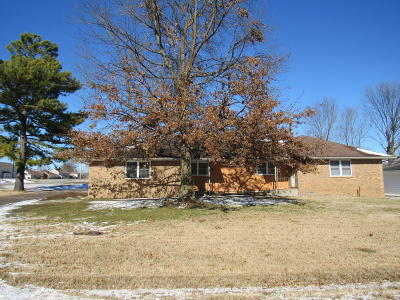 Republic Multi Family Home For Sale: 105 East Jewell Drive