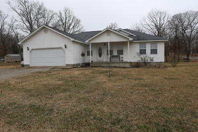 Mountain View Single Family Home For Sale: 1707 Sara Street