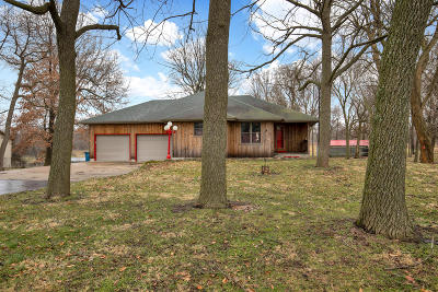 Springfield Single Family Home For Sale: 1484 South Farm Rd 87