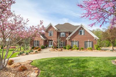 Joplin Single Family Home For Sale: 1031 Carrington Terrace