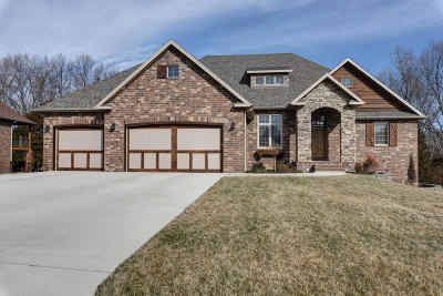 Nixa Single Family Home For Sale: 415 West Everwood Way